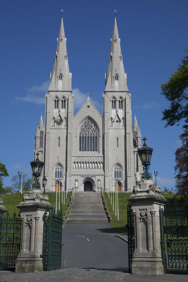 Armagh Cathedral royalty free stock photos
