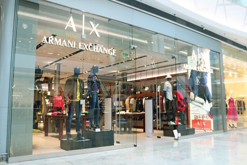 armani exchange outlet near me