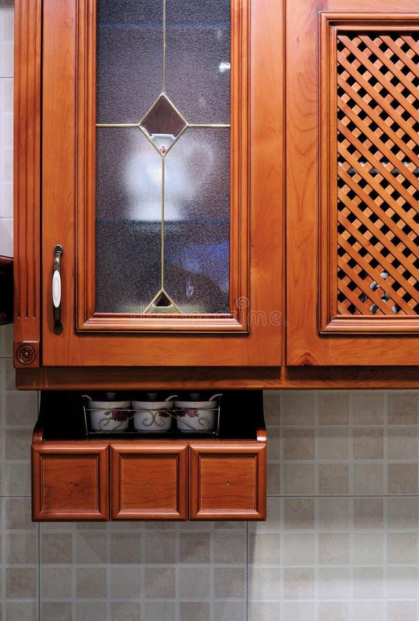 Download Armario foto de archivo. Imagen de madera, cabina, cocina - 7275690