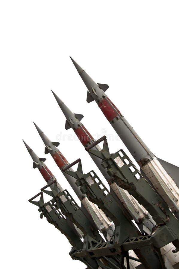 Armas del misil. fotos de archivo libres de regalías