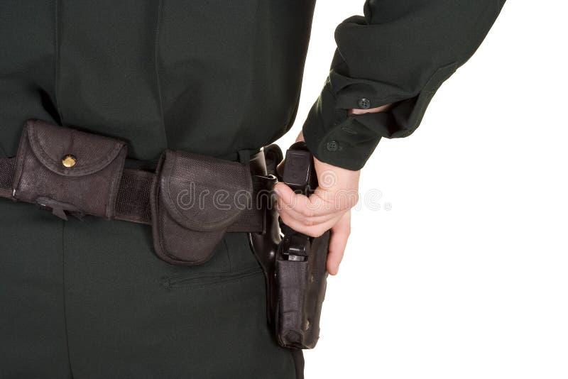 armatnia policja obraz stock