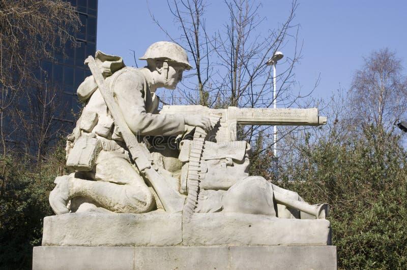 Armatnik północna rzeźba, Portsmouth