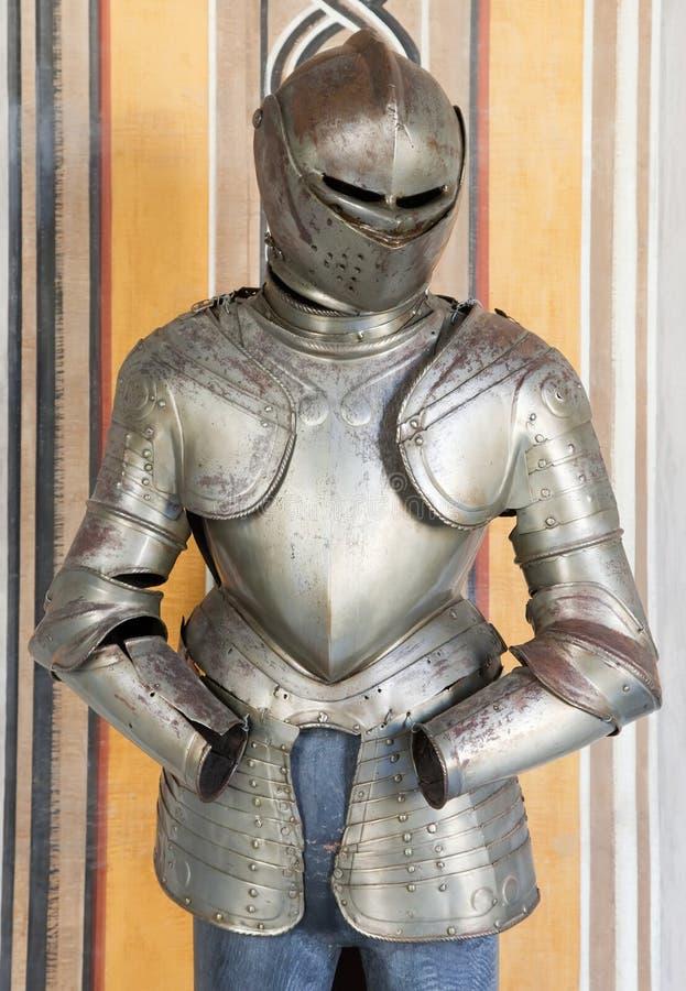 Armatura di Knighty fotografie stock libere da diritti