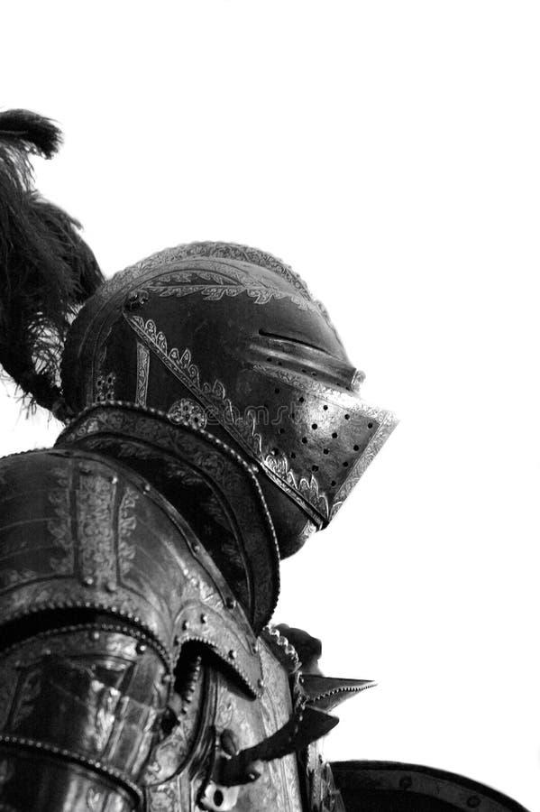 Armatura medioevale fotografie stock libere da diritti