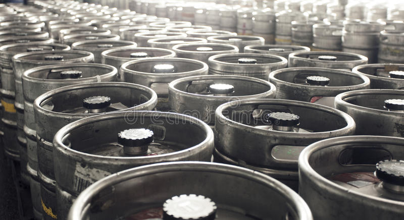 Armazém da cervejaria