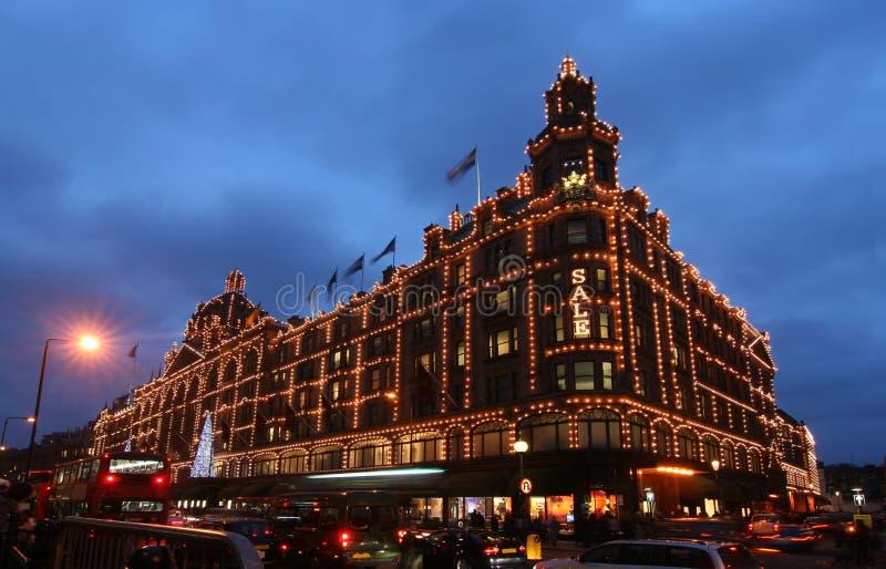 Armazém de Londres fotos de stock
