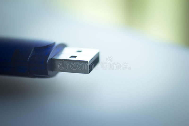 Armazenamento pendrive da memória do PC da movimentação a TI do flash de USB fotos de stock