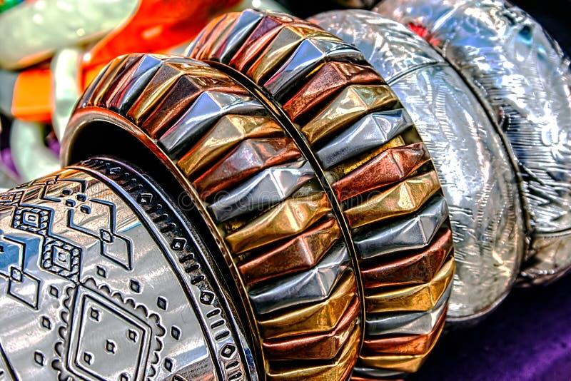 Armband Och Smycken Royaltyfria Foton