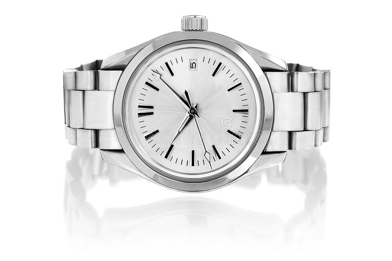 Armbanduhr. stockfotos