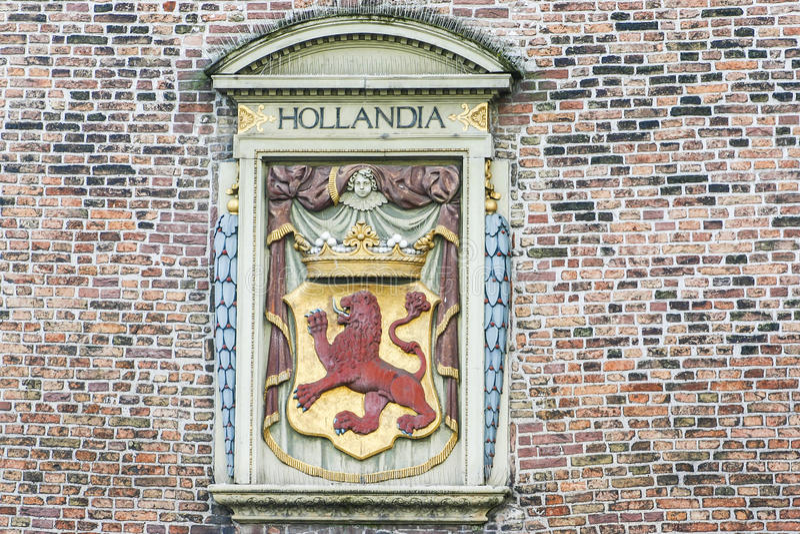 armbas coat hollandialättnad royaltyfria foton