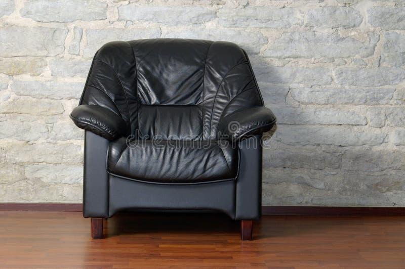 Armchair stock image