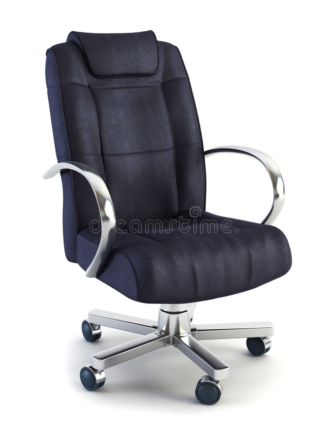 Download Armchair For Boss 3d Rendering Stock Illustration - Image: 5311785