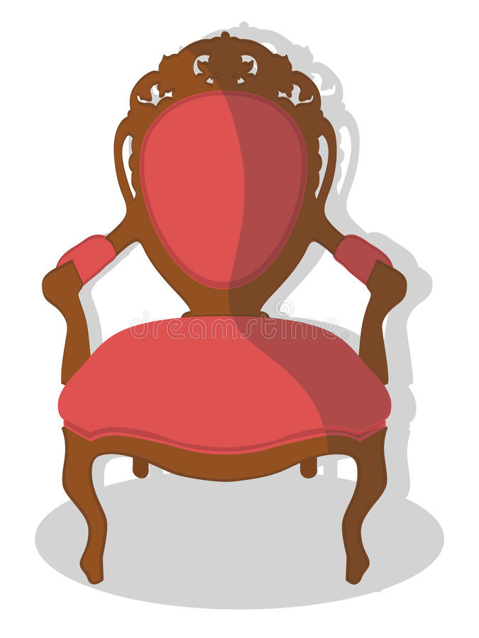 Download Armchair stock vector. Illustration of armchairs, chair - 31583002