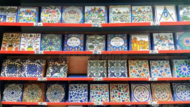 Armeński ceramics zdjęcia stock