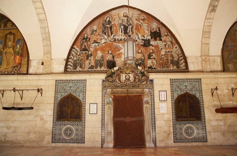 Armeński kościół obrazy stock
