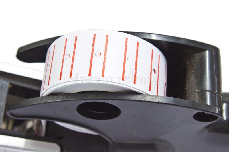 Arme à feu d'évaluation de boutique photo libre de droits