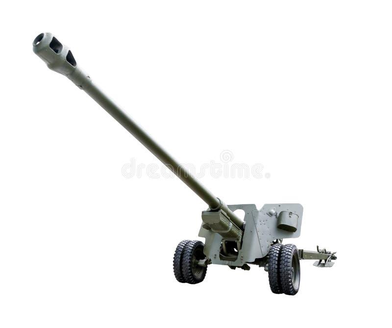 Arme à feu d'artillerie photos libres de droits