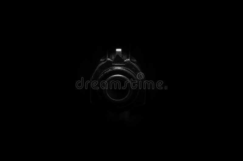 Arme à feu de la CZ 83 9mm photographie stock