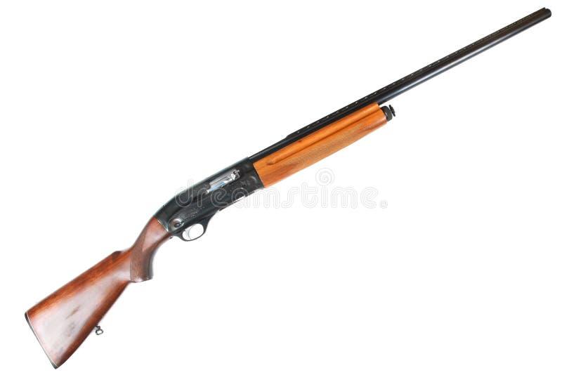 Arme à feu semi-automatique de chasse de vieille mesure du Soviétique 12 images stock