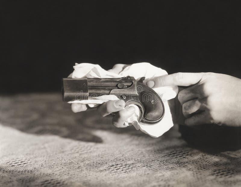 arme de meurtre images stock
