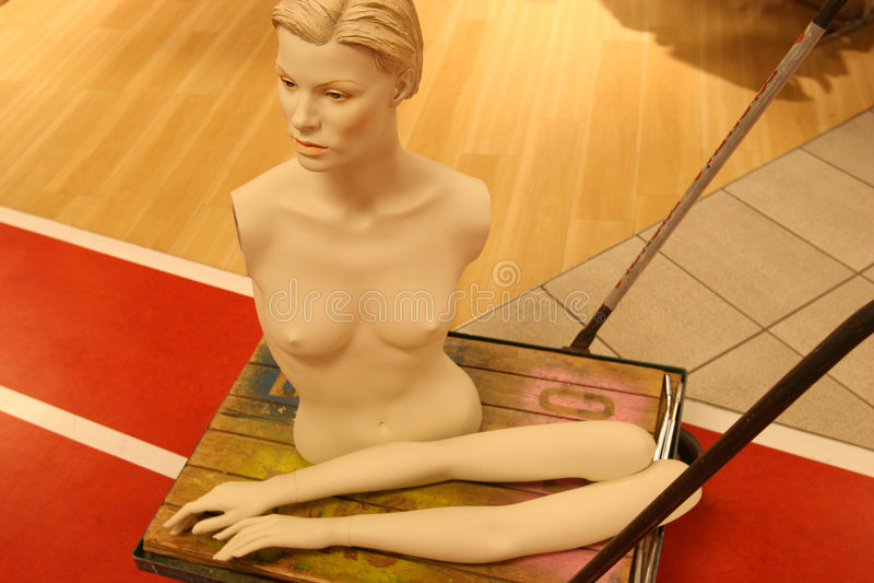 Download Arme weg stockfoto. Bild von nanometer, furnier, nude, marionette - 40852