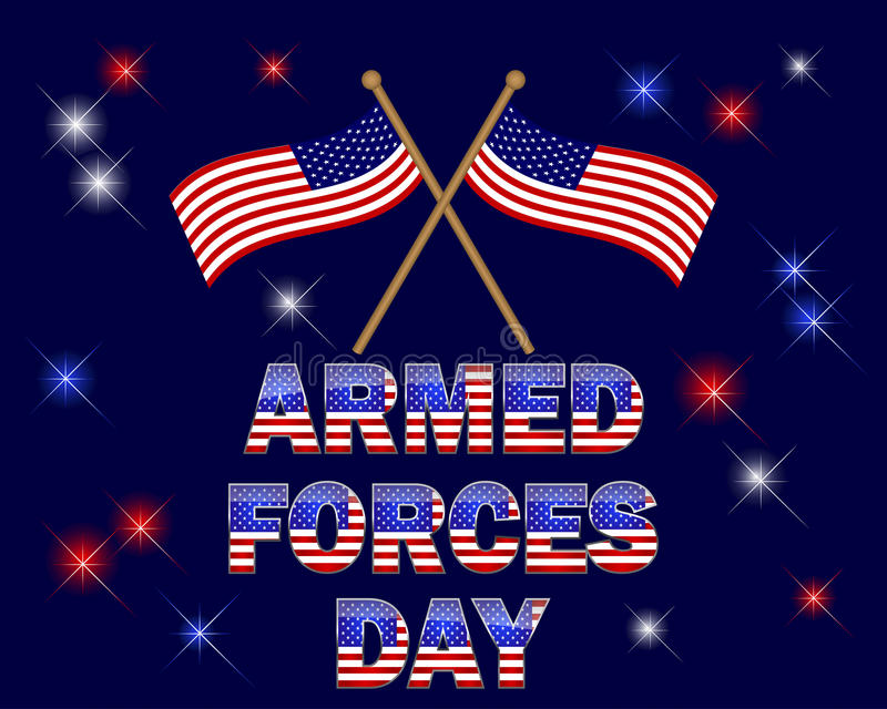 Download Armed Forces Day. Stock Photo - Image: 24763270