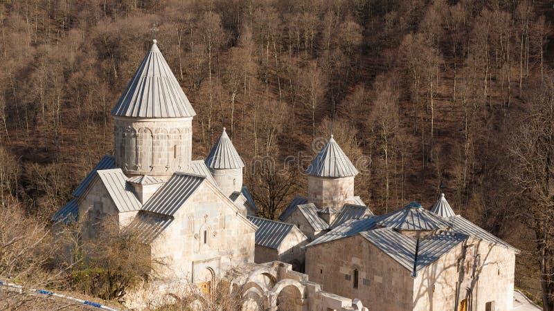 Armeens klooster royalty-vrije stock foto
