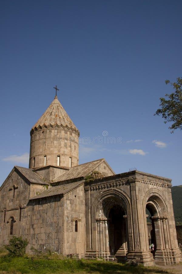 Armenië - Tatev monastyr royalty-vrije stock foto's