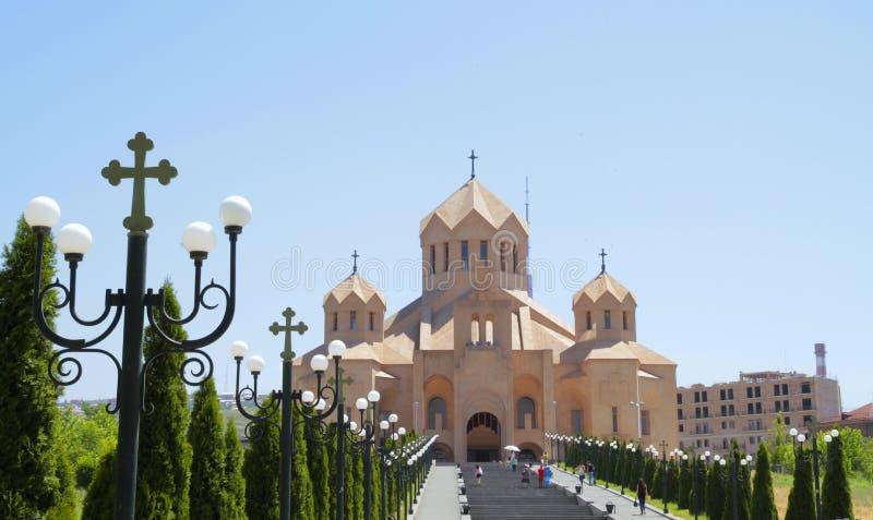 Armenië Yerevan stock fotografie
