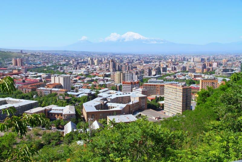 Armenië Yerevan stock foto