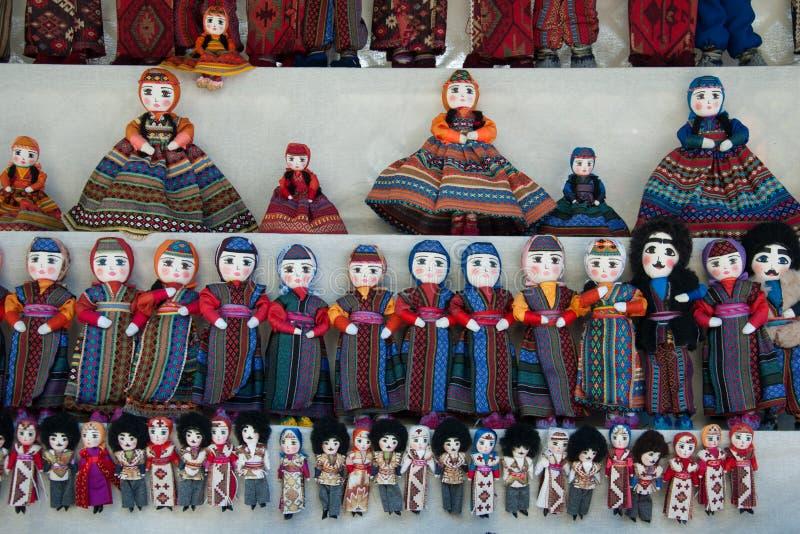ARMENIA DOLLS stock photo