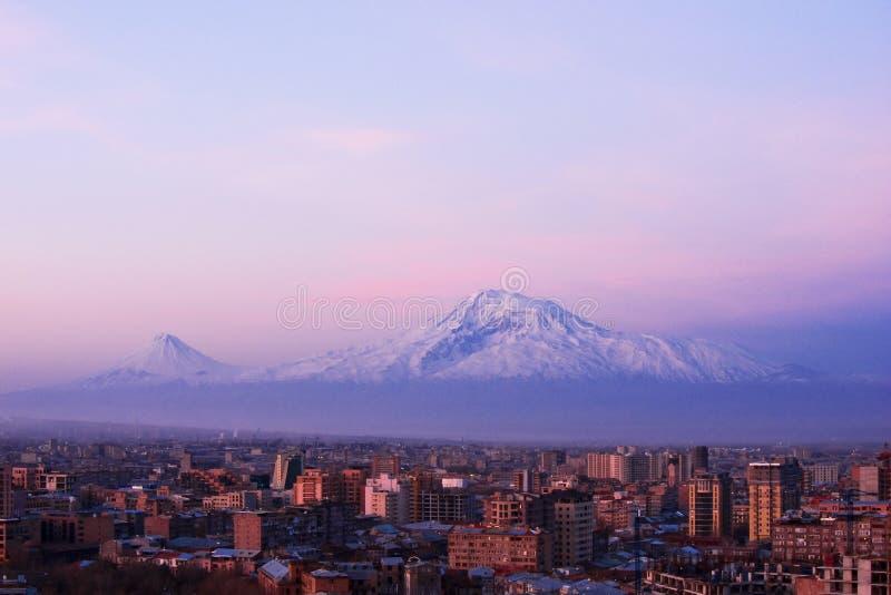 armenia yerevan arkivbild