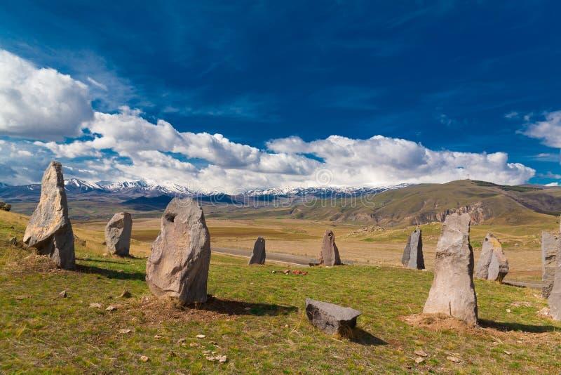 Armenia Zorats Karer zdjęcie stock