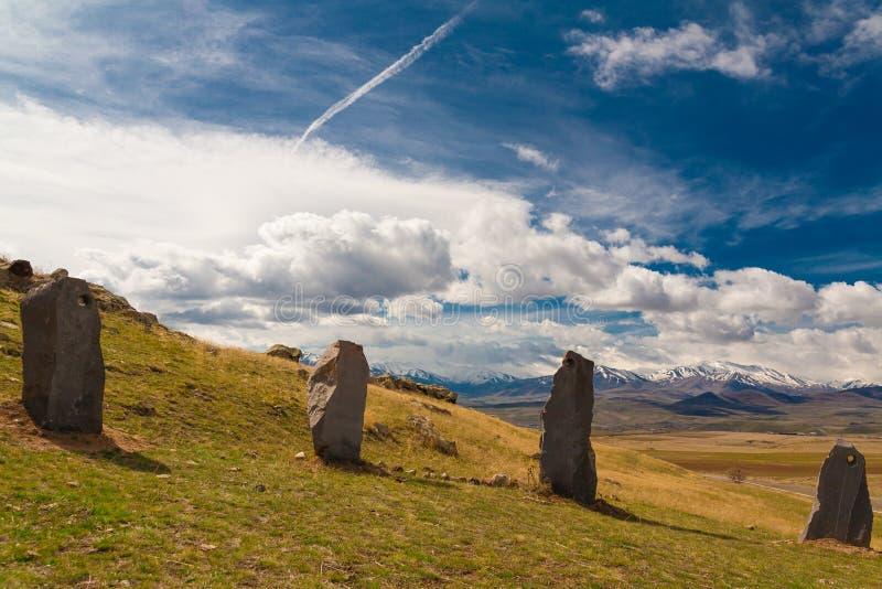 Armenia Zorats Karer zdjęcie royalty free