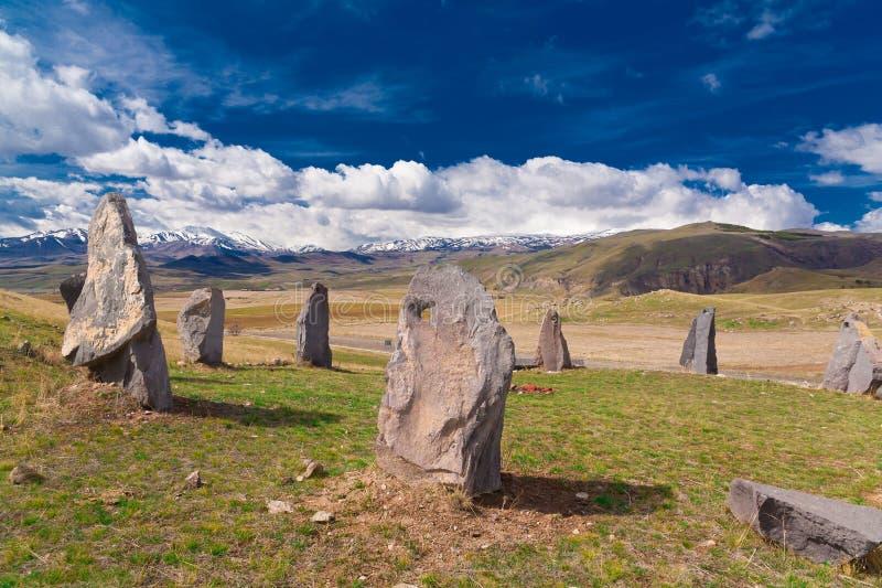 Armenia Zorats Karer obraz royalty free