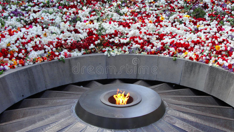 Armenian Genocide royalty free stock images