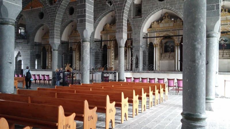 Armenian kerk royalty-vrije stock foto's