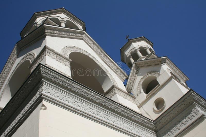 armenian kościoła zdjęcia royalty free