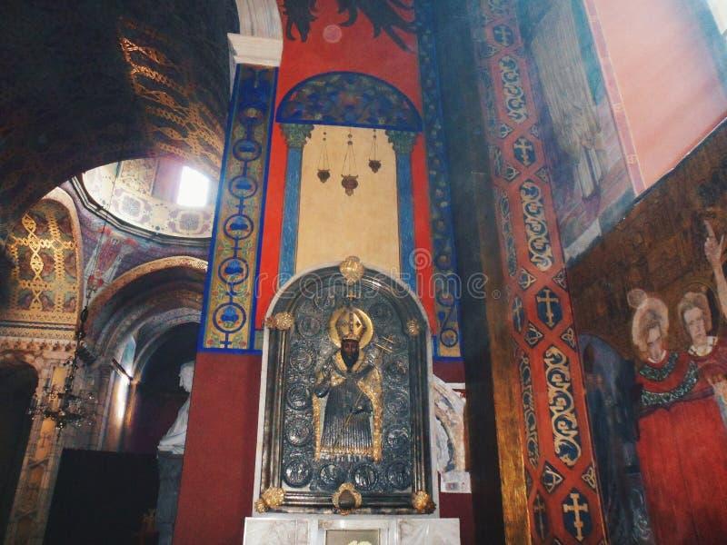Armenisk domkyrka i Lviv, Ukraina royaltyfri bild
