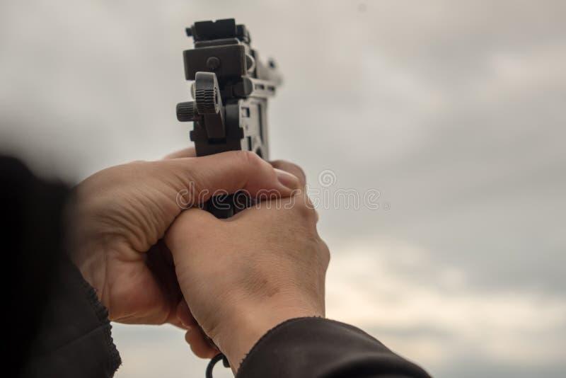 Armes antiques et de haute qualité photo libre de droits