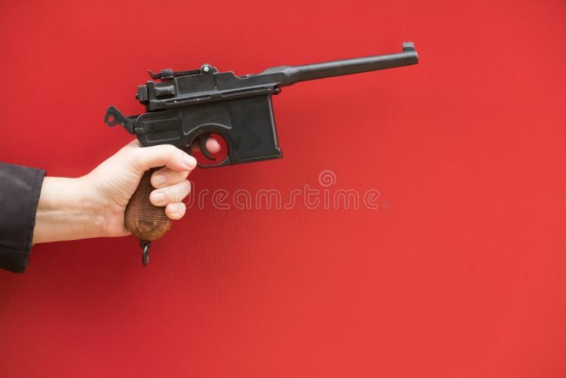 Armes antiques et de haute qualité images stock