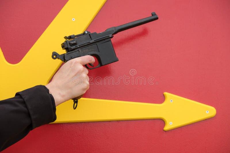 Armes antiques et de haute qualité image stock