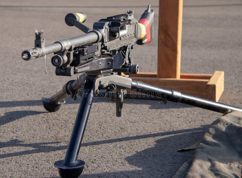 Armes d'infanterie aux marines Facilty des USA en Californie images stock