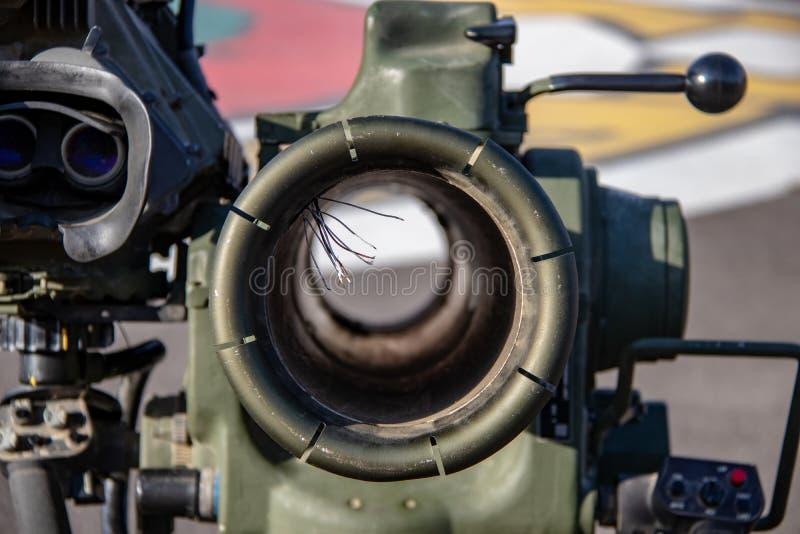 Armes d'infanterie aux marines Facilty des USA en Californie photos stock