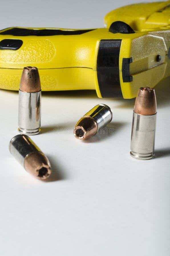 Armes de police photos stock