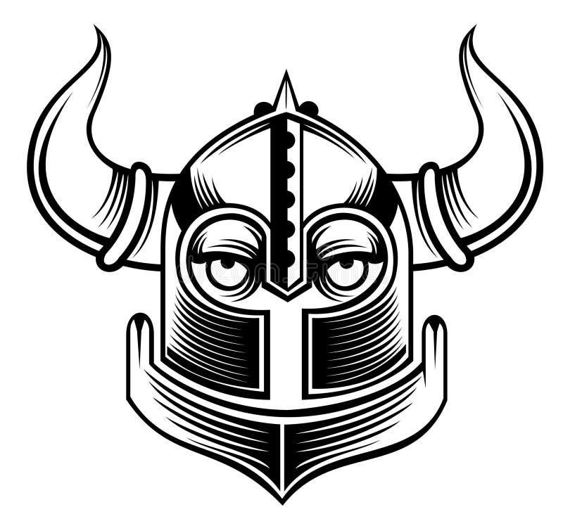 Download Armet stock vector. Illustration of armet, horn, black - 11565556