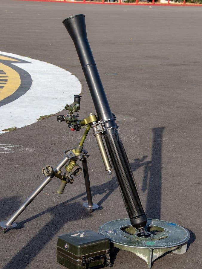 Armi della fanteria ai marinai Facilty degli Stati Uniti in California fotografia stock