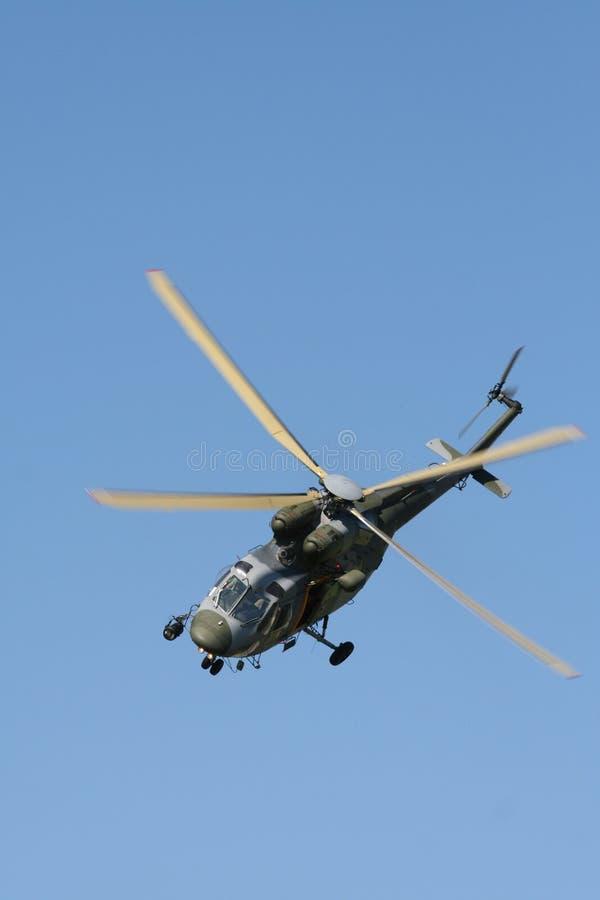 armia helikopter zdjęcie royalty free