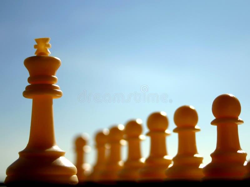 armia króla zdjęcie royalty free