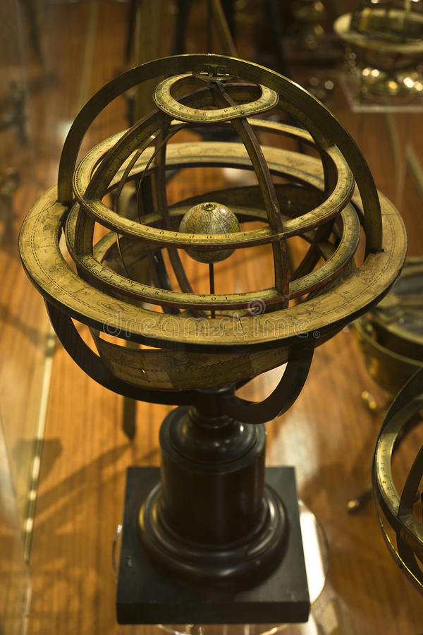 Armillary Sphere 2 Royalty Free Stock Photography